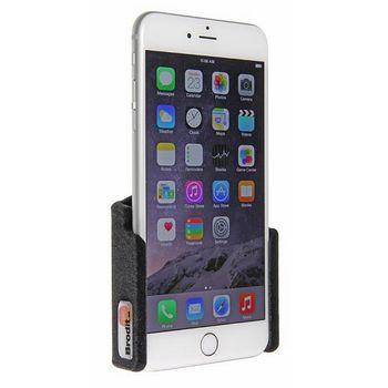 Brodit držák do auta na Apple iPhone 6 Plus bez pouzdra, bez nabíjení, samet