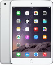 Apple iPad mini 4 Wi-Fi Cellular 64GB stříbrný