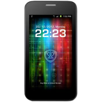 Prestigio MultiPhone 3500 DUO + SanDisk značková paměťová karta 16GB