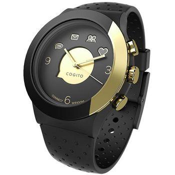 COGITOwatch Fit 3.1. bluetooth hodinky, černo zlaté