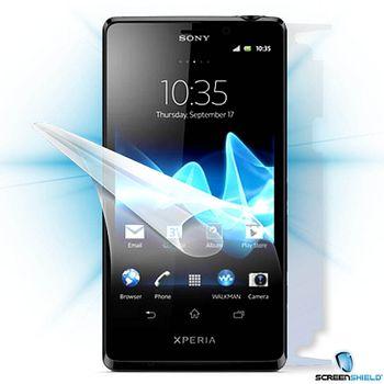 Fólie ScreenShield Sony Xperia T - celé tělo