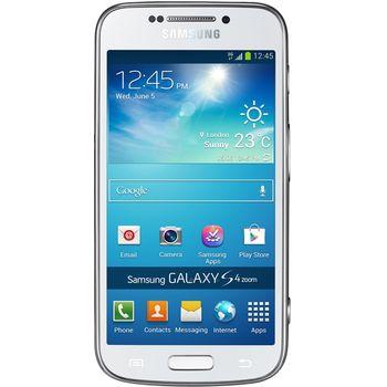 Samsung GALAXY S4 C1010 Zoom, bílá + datová SIM a voucher na 50 fotek zdarma