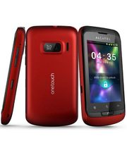 Alcatel výměnný kryt pro One Touch 918D, červená