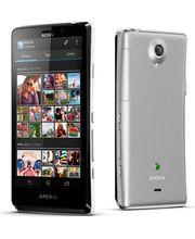 Sony Xperia T (LT30p) - stříbrná