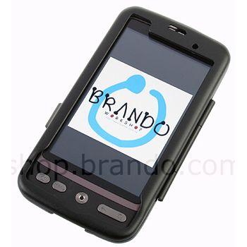 Pouzdro hliníkové odolné pro HTC Desire (černá)