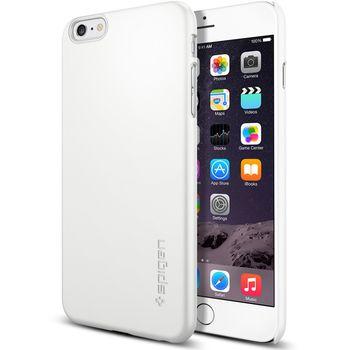 Spigen pouzdro Thin Fit pro Apple iPhone 6 Plus, bílá
