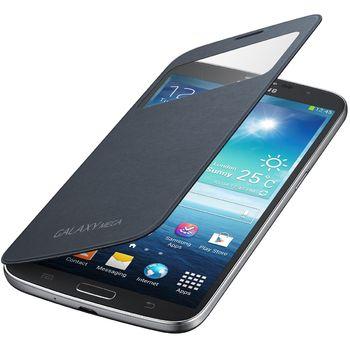 Samsung flipové pouzdro S-view EF-CI920BB pro Galaxy Mega 6.3, černá