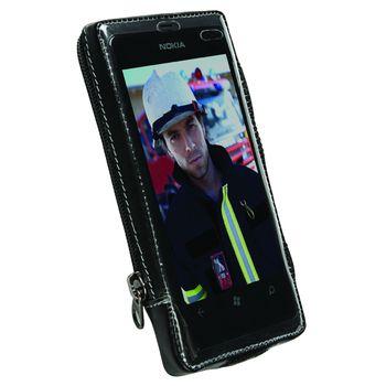 Krusell pouzdro Classic - Nokia Lumia 800