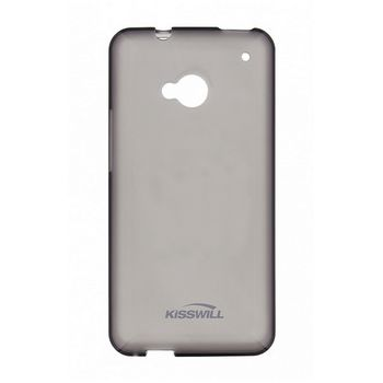Kisswill TPU ochranný kryt pro Samsung G800 Galaxy S5 mini, černý