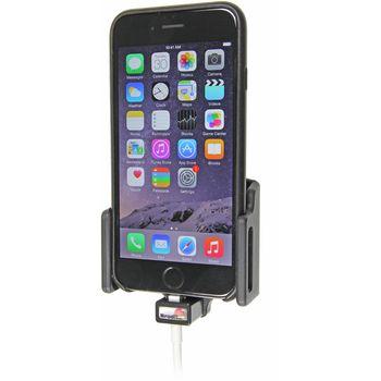 Brodit držák do auta na Apple iPhone 6 v pouzdru, nastavitelný, s průchodkou pro Lightning na 30-pin