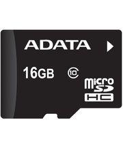 Adata microSDHC 16GB Class 10 paměťová karta + SDHC adaptér