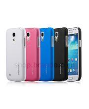 Brando ultra tenké pouzdro plastové pro Galaxy S4 mini, modrá