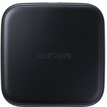 Samsung mini podložka EP-PA510BB pro bezdrátové nabíjení, černá