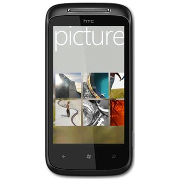 HTC 7 Mozart rozbaleno, plná záruka
