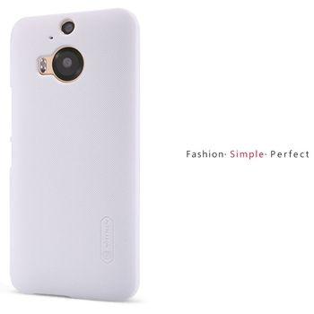 Nillkin Super Frosted Zadní Kryt White pro HTC ONE M9