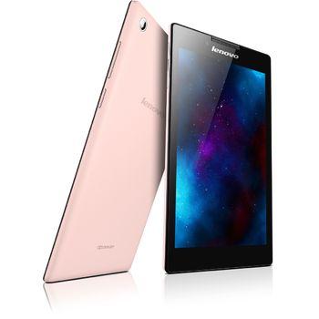 Lenovo IdeaTab 2 A7-30, 3G Voice+Wi-Fi, 8GB, růžová
