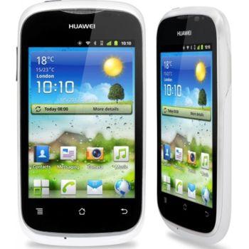 Huawei Ascend Y210, černo-bílá