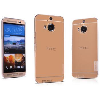 Nillkin Nature TPU Pouzdro Brown pro HTC ONE M9