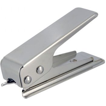 Řezačka nano SIM, pro Apple, 163686, stříbrná