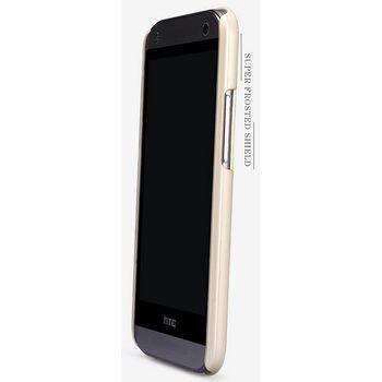Nillkin Super Frosted Zadní Kryt Gold pro HTC ONEmini2