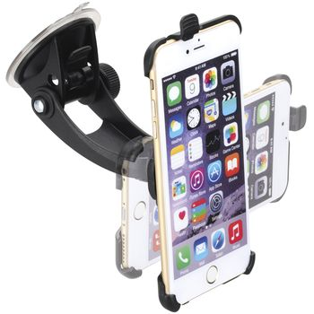 SH držák do auta s přísavkou pro Apple iPhone 6 Plus/6S Plus