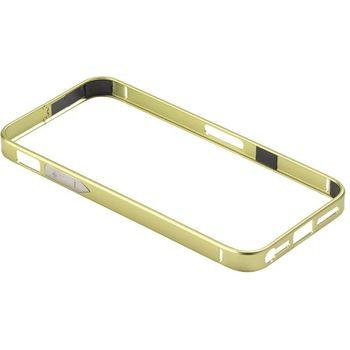 PanzerGlass ochranný hliníkový rámeček pro Apple iPhone 5/5s, zelený