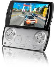 Sony Ericsson Xperia PLAY - černá